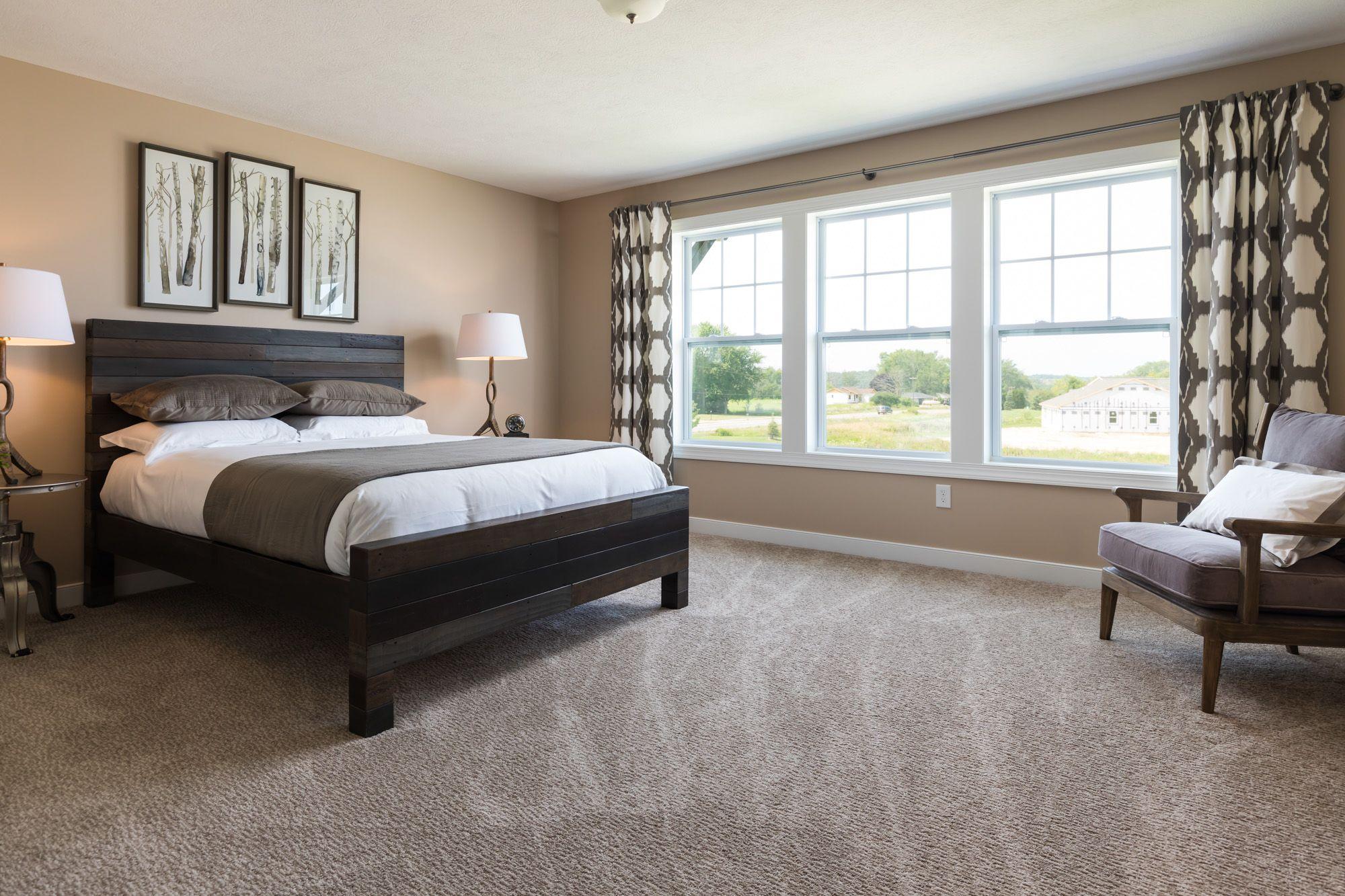 Bedroom featured in the Elements 2600 By Allen Edwin Homes in Detroit, MI