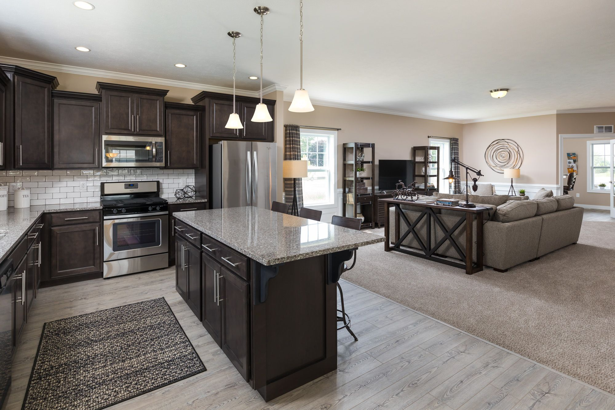 Kitchen featured in the Elements 2600 By Allen Edwin Homes in Benton Harbor, MI