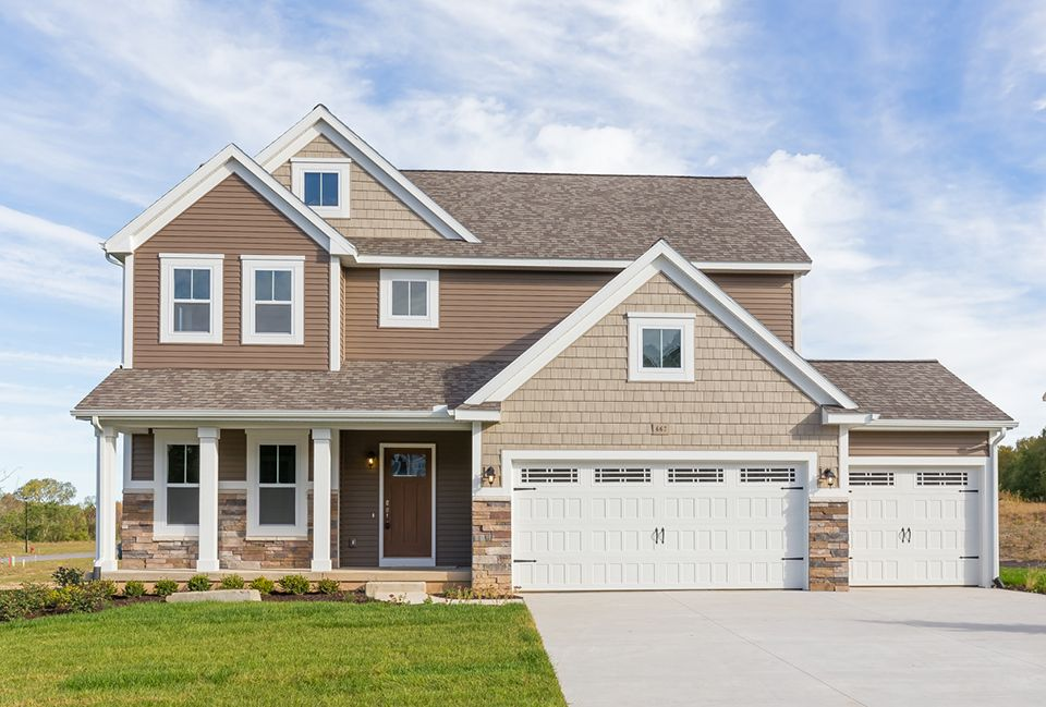 Exterior featured in the Traditions 2200 V8.0b By Allen Edwin Homes in Elkhart-Goshen, IN