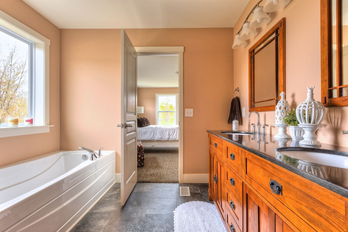 Bathroom featured in the Traditions 2200 V8.0b By Allen Edwin Homes in Elkhart-Goshen, IN