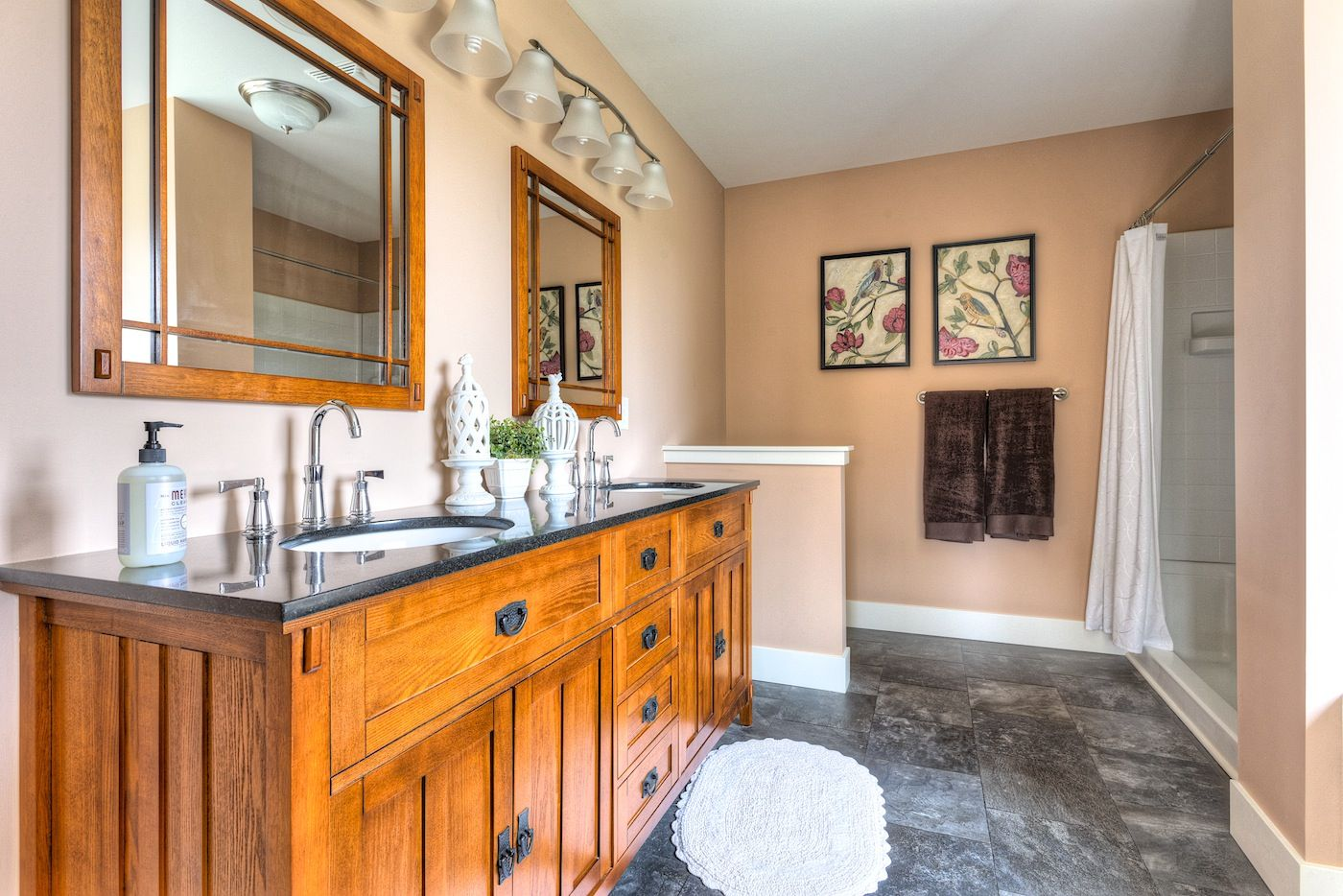 Bathroom featured in the Traditions 2200 V8.0b By Allen Edwin Homes in Benton Harbor, MI