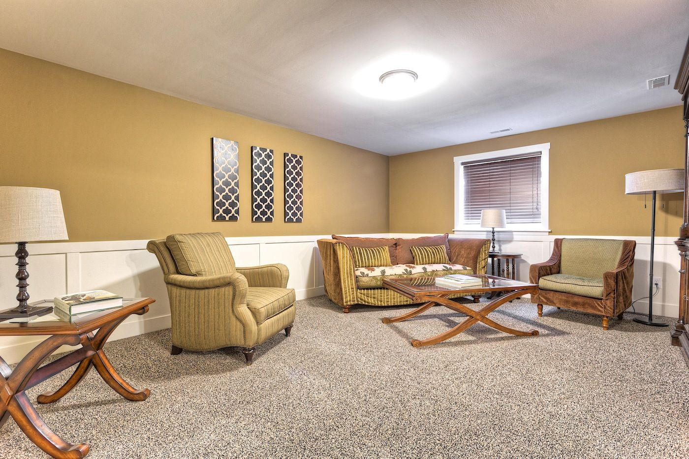 Living Area featured in the Traditions 2200 V8.0b By Allen Edwin Homes in Elkhart-Goshen, IN
