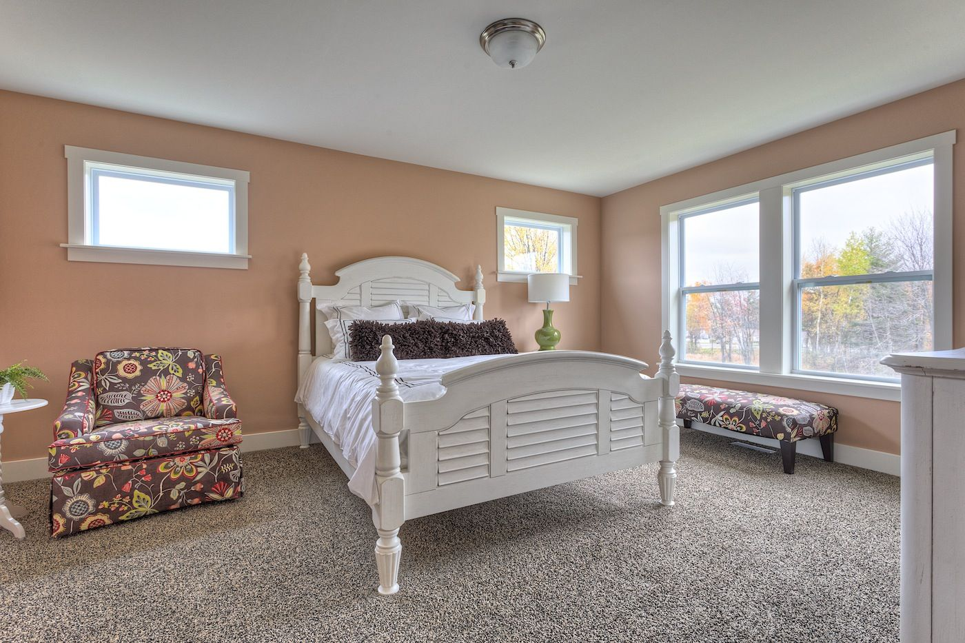 Bedroom featured in the Traditions 2200 V8.0b By Allen Edwin Homes in South Bend, IN