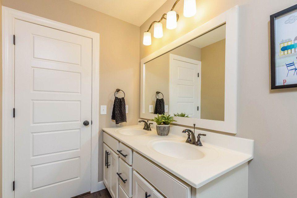 Bathroom featured in the Elements 2390 By Allen Edwin Homes in Ann Arbor, MI