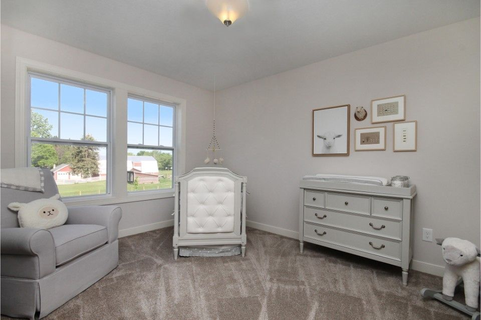 Bedroom featured in the Elements 2700 By Allen Edwin Homes in Grand Rapids, MI