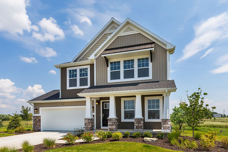 New Construction Homes And Floor Plans In Grand Blanc Mi