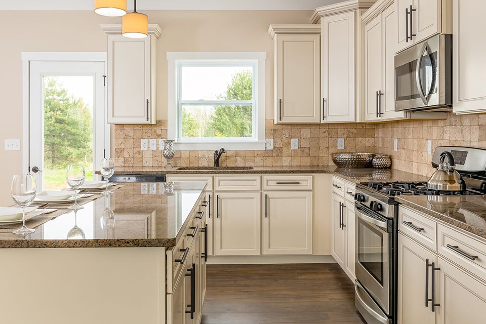 Kitchen featured in the Traditions 2330 V8.0b By Allen Edwin Homes in Ann Arbor, MI