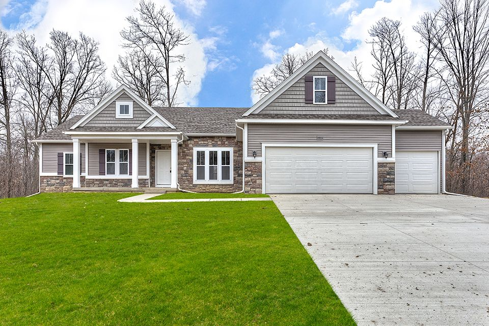 Exterior featured in the Traditions 2350 V8.0b By Allen Edwin Homes in Grand Rapids, MI
