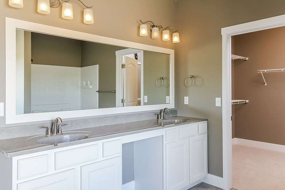 Bathroom featured in the Traditions 2350 V8.0b By Allen Edwin Homes in Elkhart-Goshen, IN
