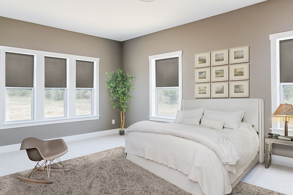 Bedroom featured in the Traditions 2350 V8.0b By Allen Edwin Homes in Elkhart-Goshen, IN