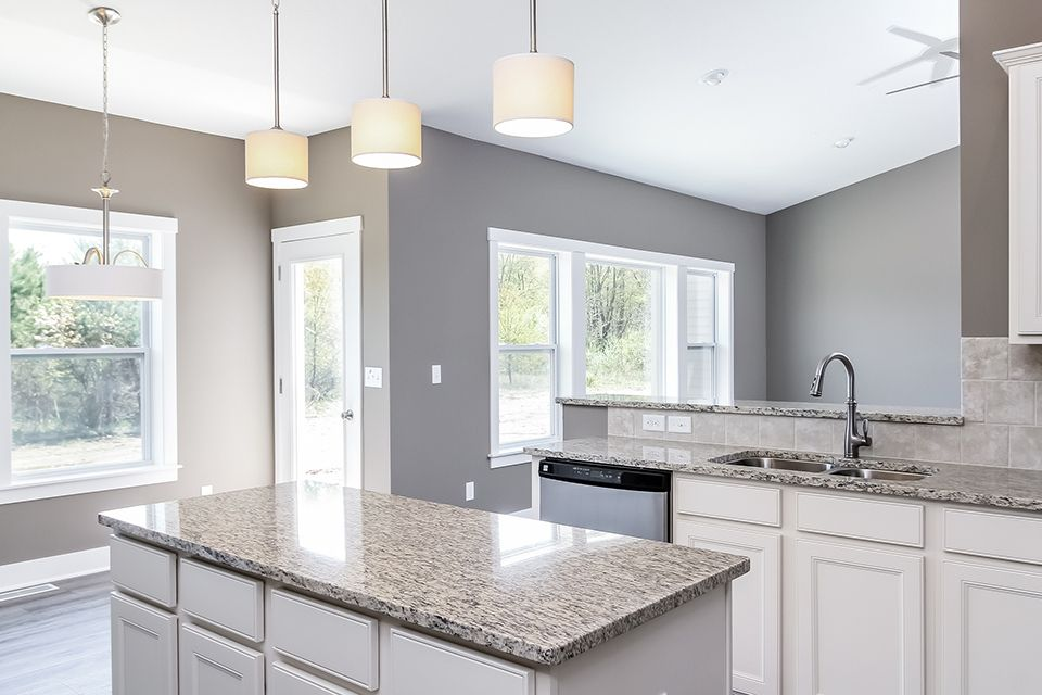 Kitchen featured in the Traditions 2350 V8.0b By Allen Edwin Homes in Elkhart-Goshen, IN