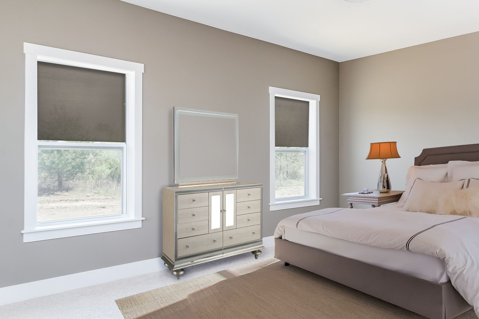 Bedroom featured in the Traditions 2350 V8.0b By Allen Edwin Homes in Flint, MI