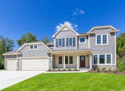 Traditions 2800 V8.0b - Creekside Shores: Hudsonville, Michigan - Allen Edwin Homes