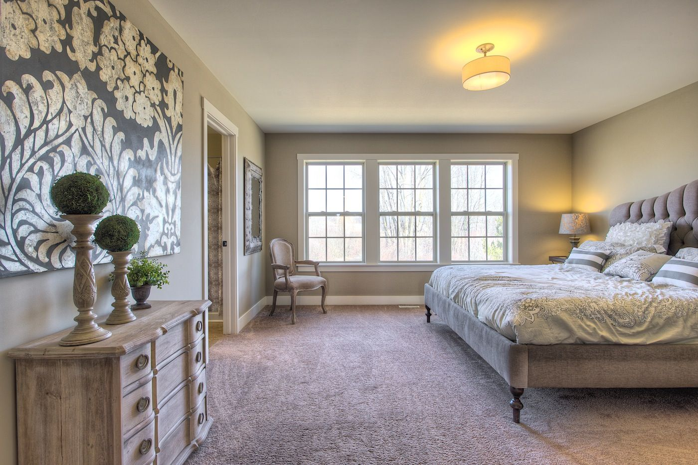 Bedroom featured in the Traditions 2800 V8.0b By Allen Edwin Homes in Flint, MI