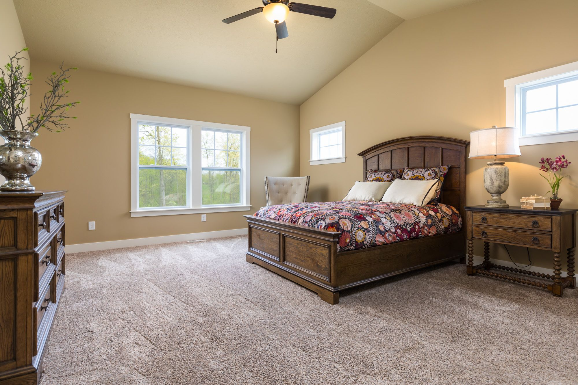 Bedroom featured in the Traditions 2900 V8.2b By Allen Edwin Homes in Ann Arbor, MI