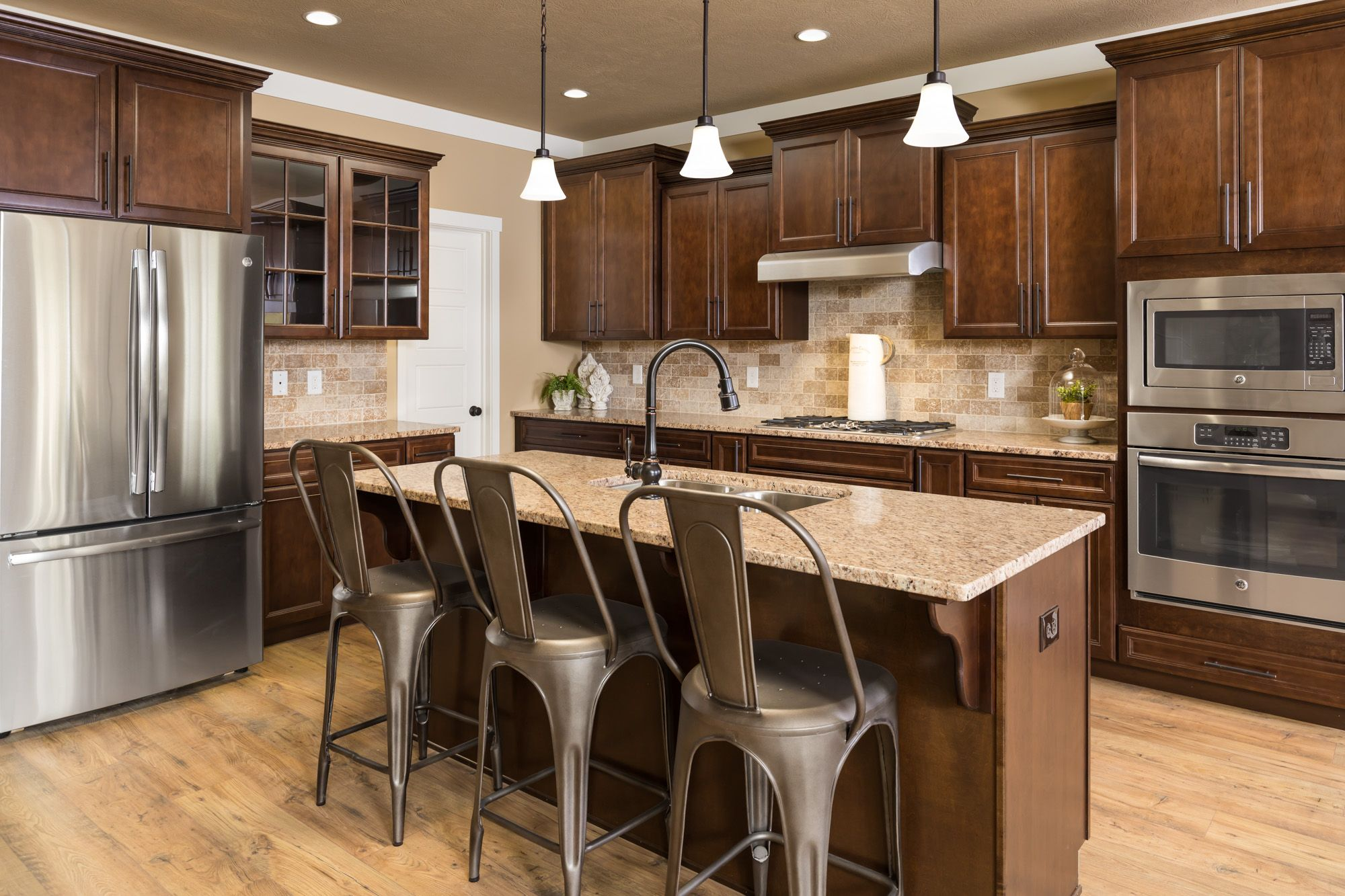 Kitchen featured in the Traditions 2900 V8.2b By Allen Edwin Homes in Ann Arbor, MI