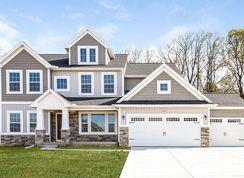 Traditions 3390 V8.2b - Rolling Meadows Estates: Hudsonville, Michigan - Allen Edwin Homes