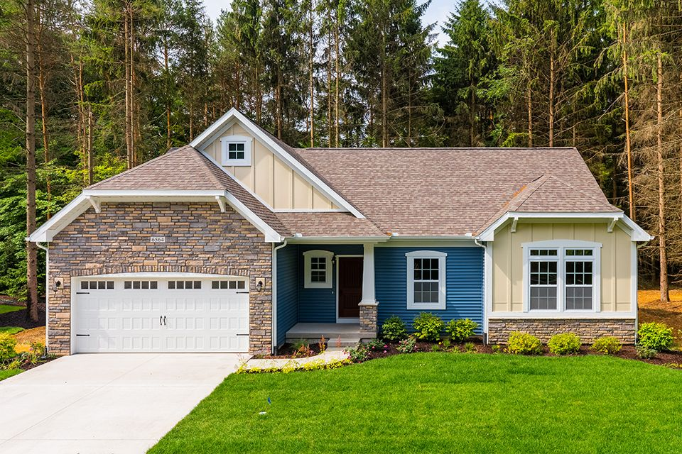 Traditions 1600 V80b Home Plan by Allen