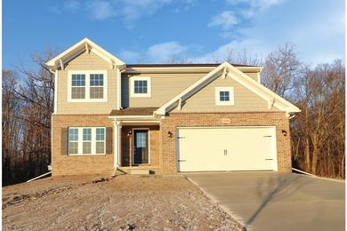 New Construction Homes Plans In New Boston Mi 952 Homes