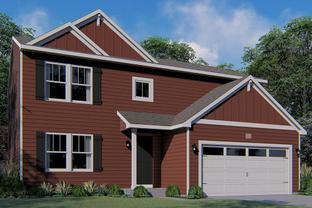 Integrity 2000 - Morgan Woods West: Caledonia, Michigan - Allen Edwin Homes