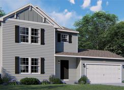 Integrity 1520 - Oak Grove Meadows: Howell, Michigan - Allen Edwin Homes