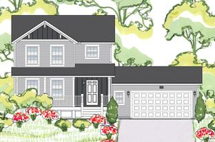 Knollwood 1830 - Knollwood: Holland, Michigan - Allen Edwin Homes