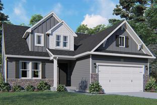 Elements 1800 - Woodland Hills: Adrian, Michigan - Allen Edwin Homes