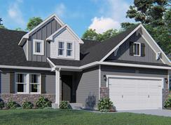 Elements 1800 - Twin Oaks: Lowell, Michigan - Allen Edwin Homes