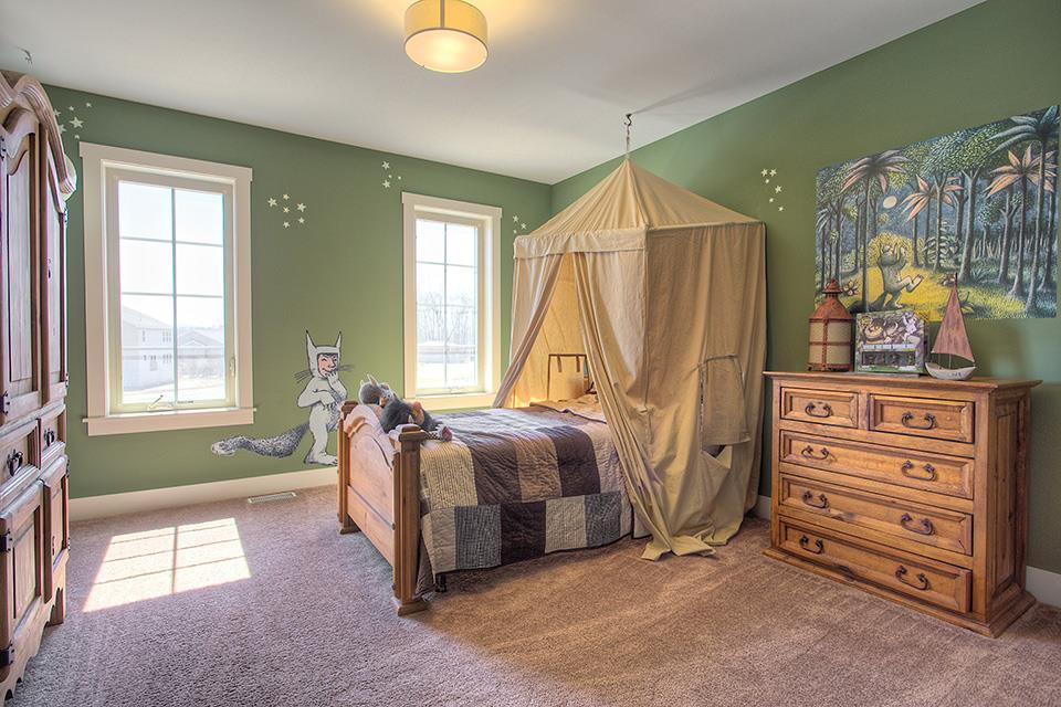 'Creekside Shores' by Allen Edwin Homes in Grand Rapids