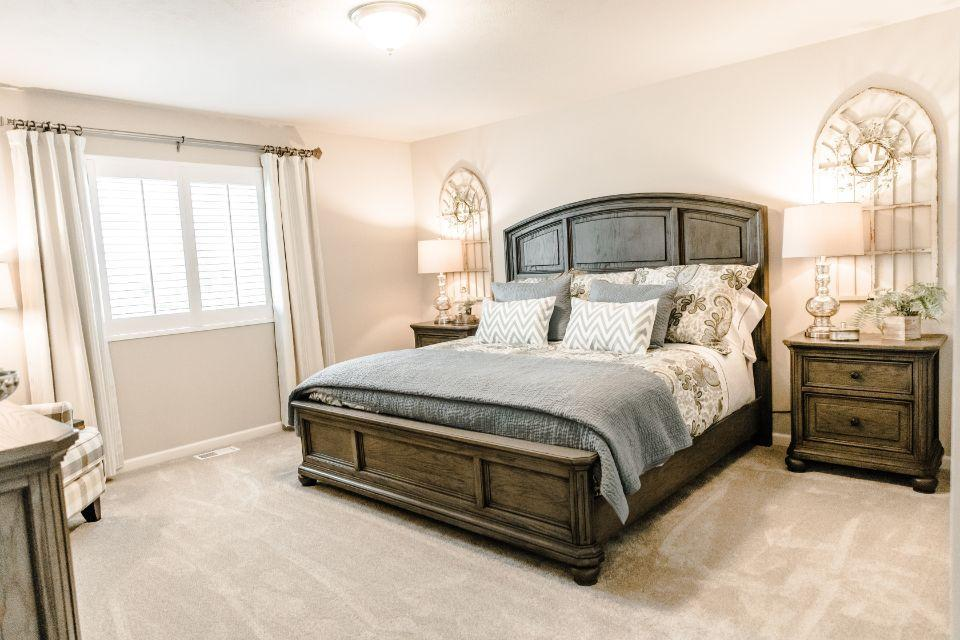 Bedroom featured in the Integrity 2060 By Allen Edwin Homes in Flint, MI