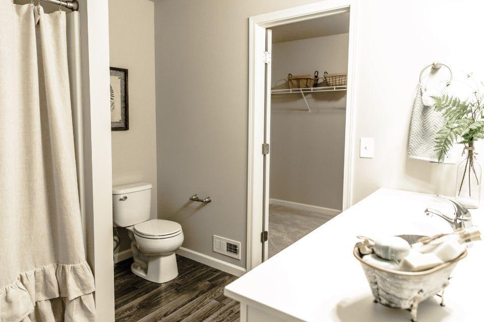 Bathroom featured in the Integrity 2060 By Allen Edwin Homes in South Bend, IN