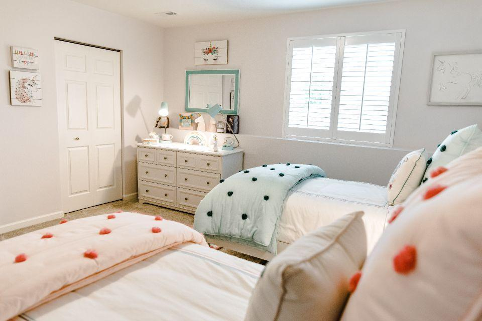 Bedroom featured in the Integrity 2060 By Allen Edwin Homes in South Bend, IN