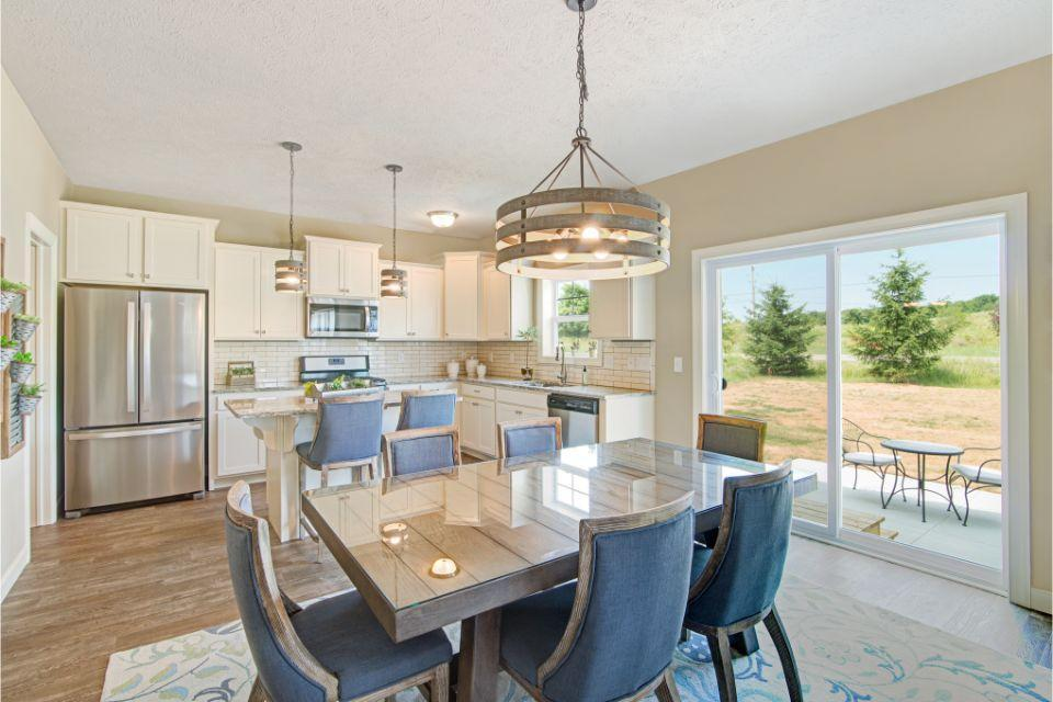 Kitchen featured in the Elements 2390 By Allen Edwin Homes in Lansing, MI