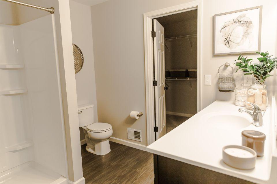 Bathroom featured in the Integrity 2060 By Allen Edwin Homes in Ann Arbor, MI