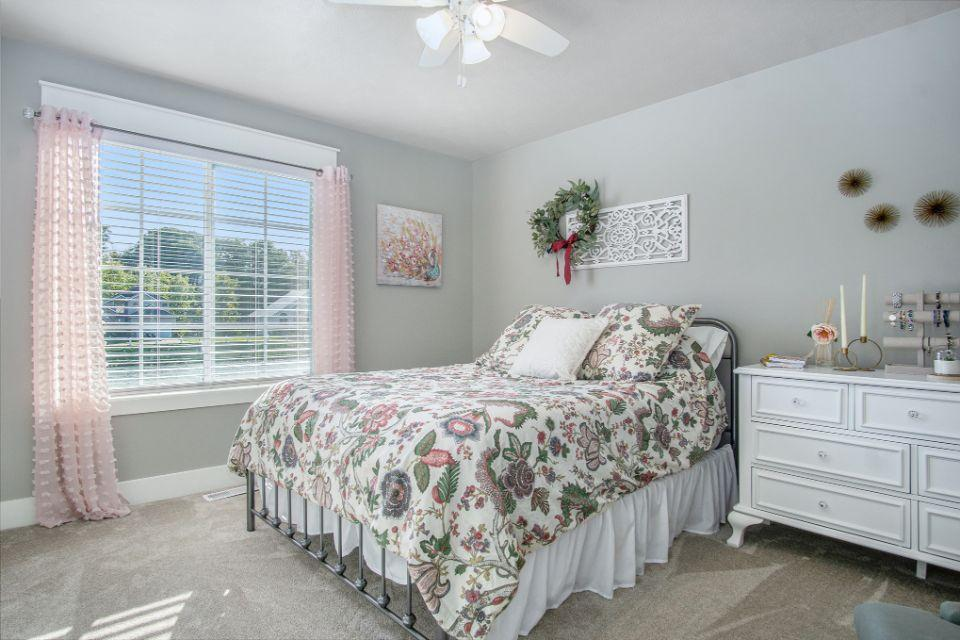 Bedroom featured in the Integrity 1750 By Allen Edwin Homes in South Bend, IN