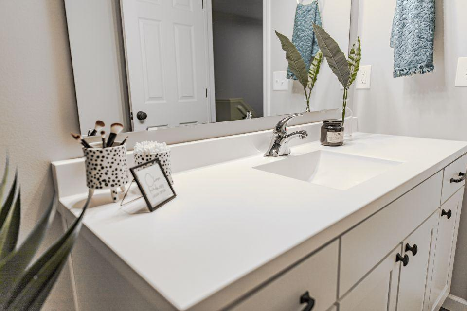 Bathroom featured in the Integrity 2280 By Allen Edwin Homes in Grand Rapids, MI