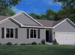 Integrity 1605 - Creekside Shores: Hudsonville, Michigan - Allen Edwin Homes