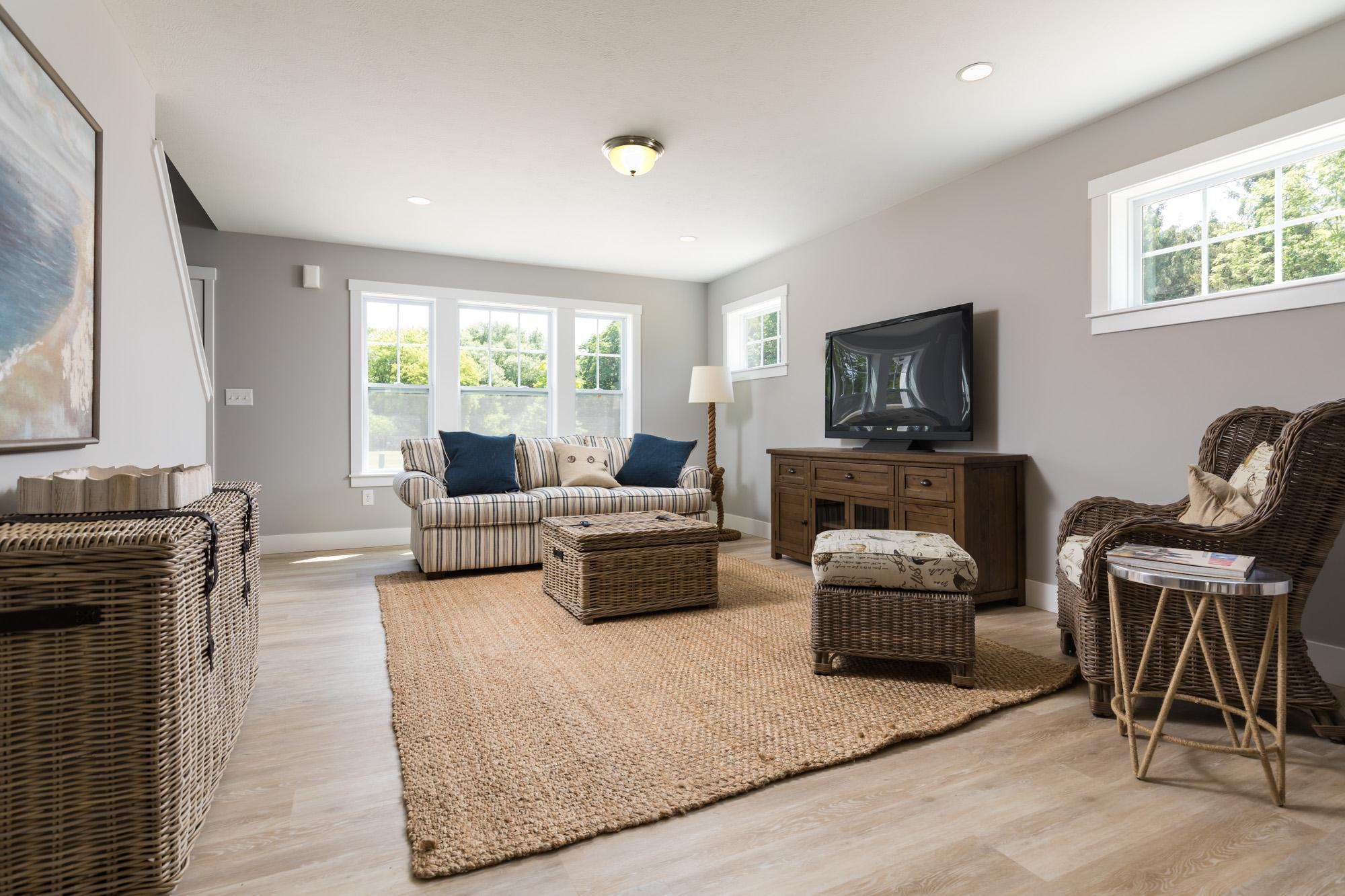 Living Area featured in the Elements 1680 By Allen Edwin Homes in South Bend, IN