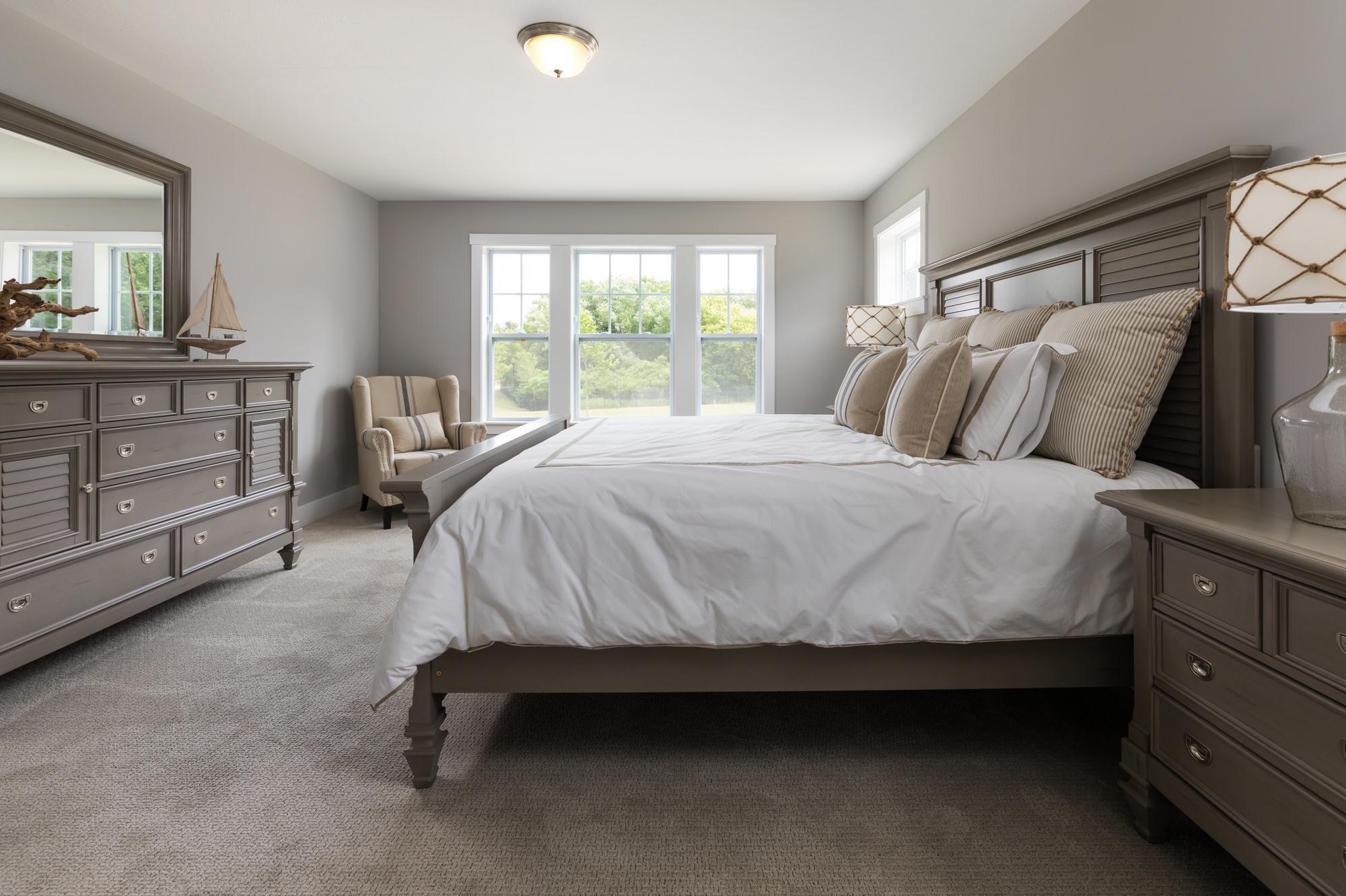 Bedroom featured in the Elements 1680 By Allen Edwin Homes in Kalamazoo-Battle Creek, MI
