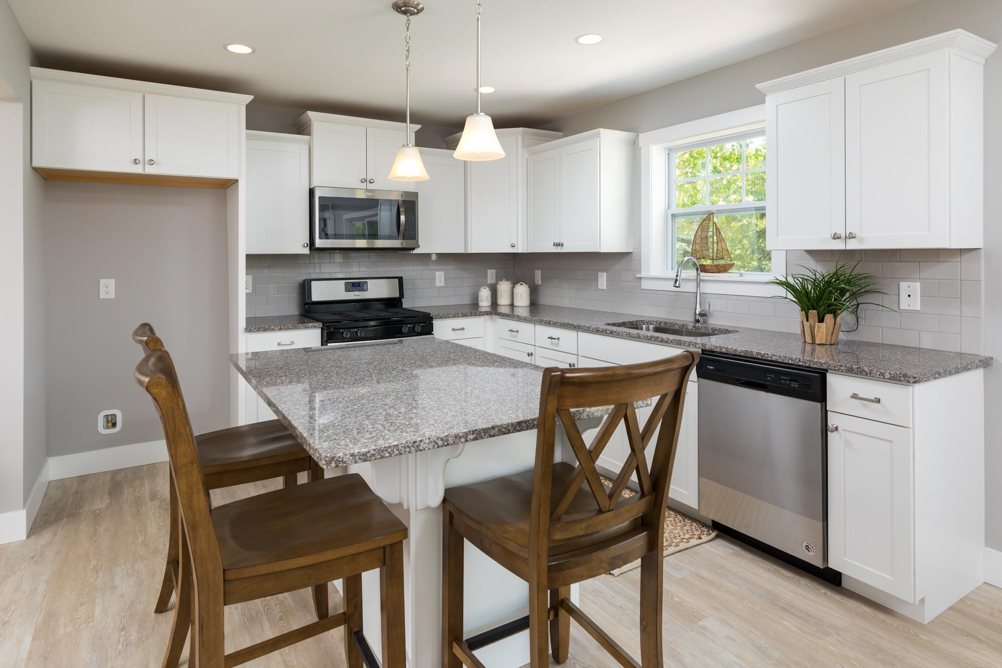 Kitchen featured in the Elements 1680 By Allen Edwin Homes in Grand Rapids, MI