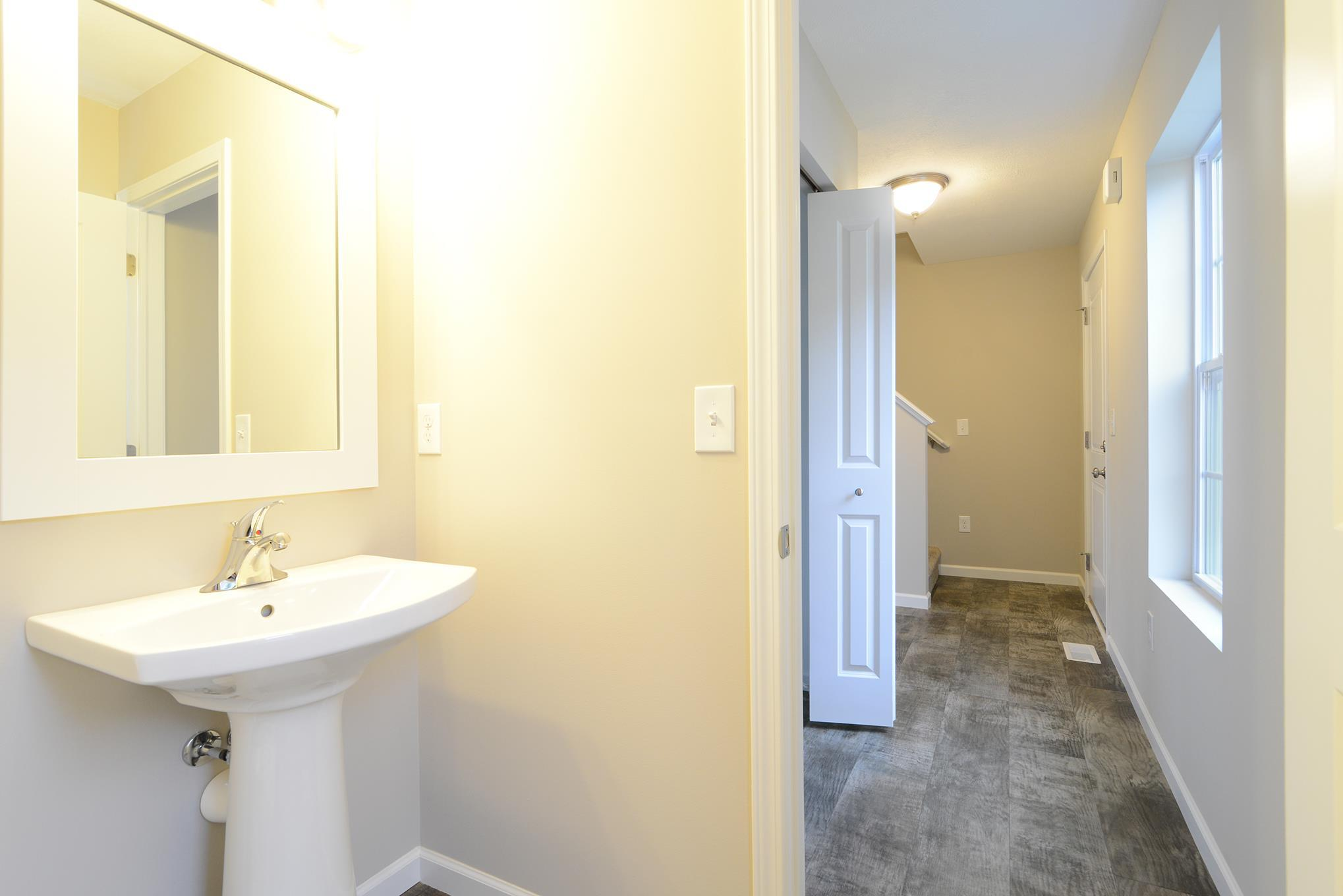 Bathroom featured in the Elements 1700 By Allen Edwin Homes in South Bend, IN