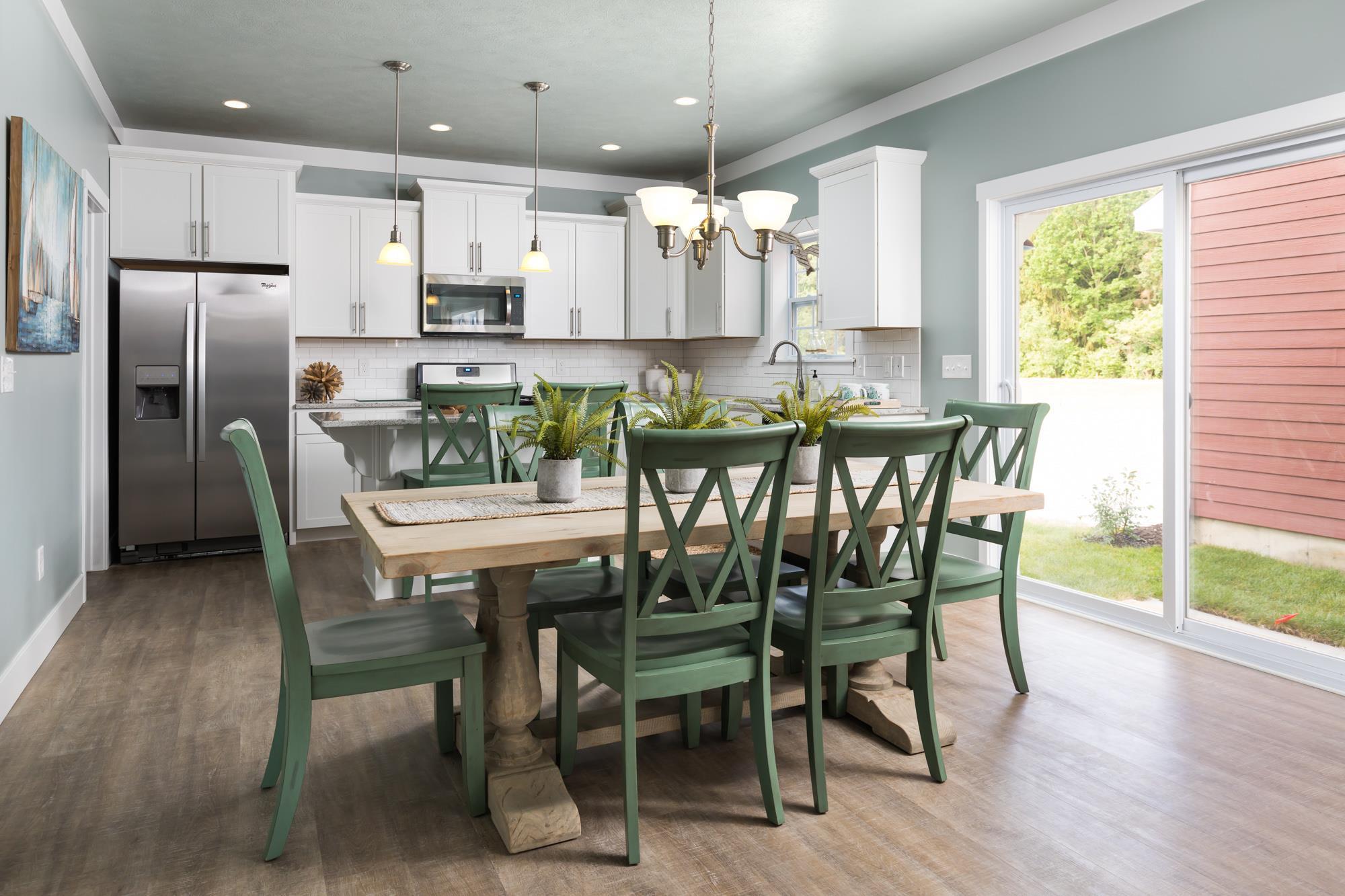 Kitchen featured in the Elements 2390 By Allen Edwin Homes in Benton Harbor, MI