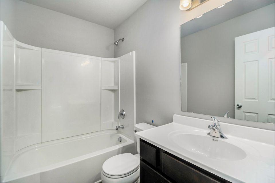 Bathroom featured in the Integrity 1520 By Allen Edwin Homes in Kalamazoo-Battle Creek, MI
