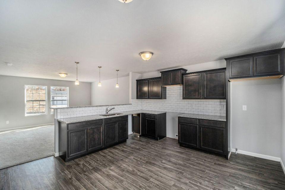 Kitchen featured in the Integrity 1520 By Allen Edwin Homes in Kalamazoo-Battle Creek, MI