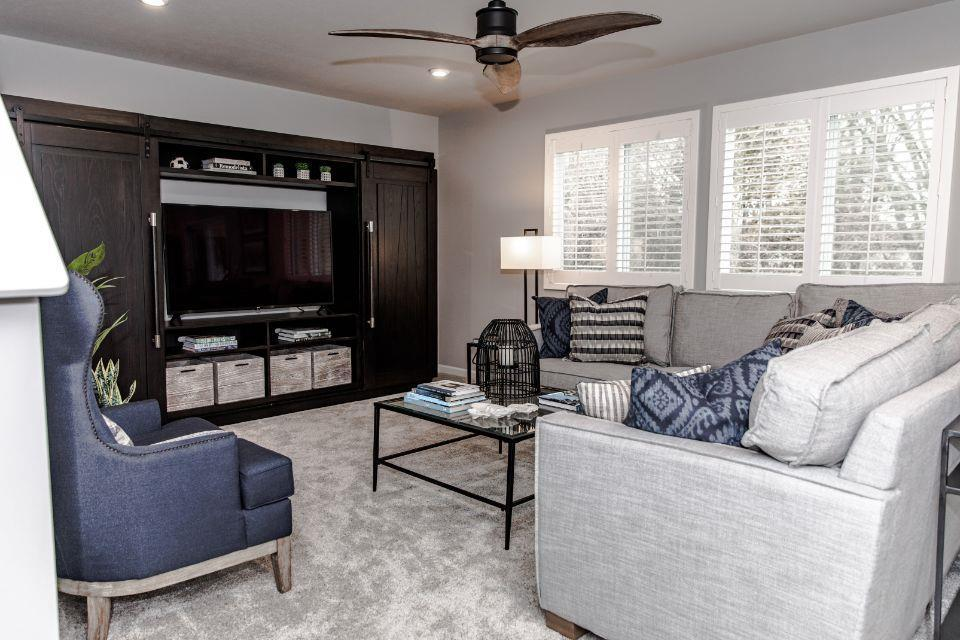Living Area featured in the Integrity 2280 By Allen Edwin Homes in Grand Rapids, MI