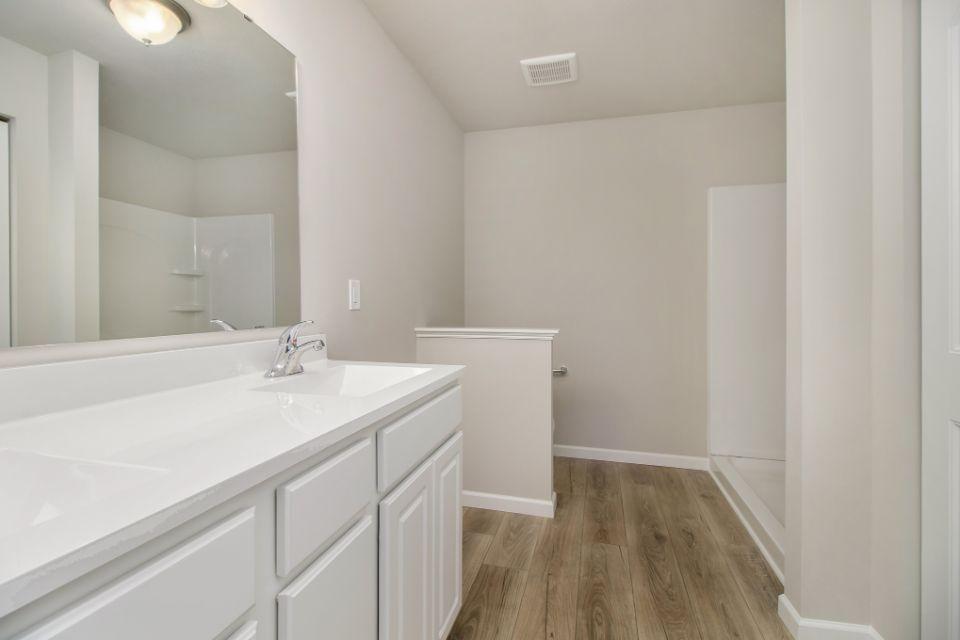 Bathroom featured in the Elements 2070 By Allen Edwin Homes in Kalamazoo-Battle Creek, MI