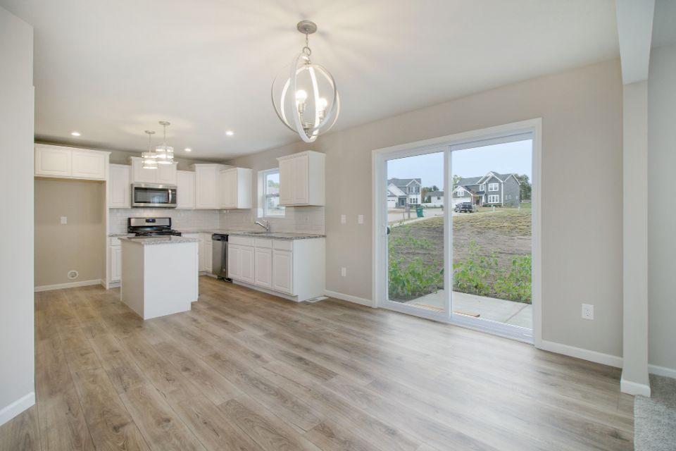 Kitchen featured in the Elements 2070 By Allen Edwin Homes in Kalamazoo-Battle Creek, MI