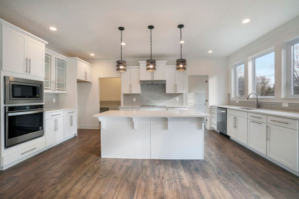 Kitchen featured in the Traditions 3390 V8.2b By Allen Edwin Homes in Benton Harbor, MI
