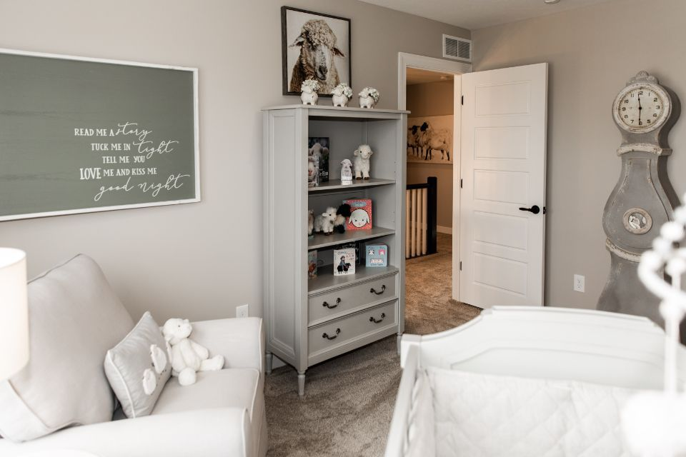 Bedroom featured in the Elements 2700 By Allen Edwin Homes in South Bend, IN