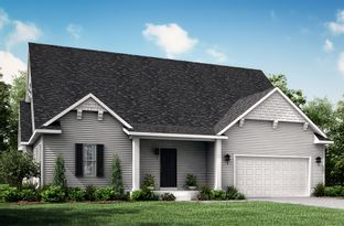 Howden B - Howden Meadows: Howell, Michigan - Allen Edwin Homes